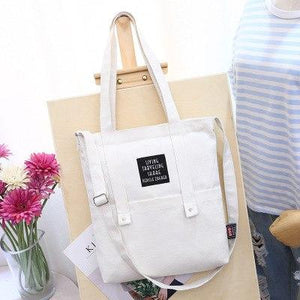New Designer Women Shoulder Bags Girls Handbag Casual Female Floral Large Capacity Tote Canvas Beach Student Shopping Bag-ivroe