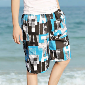 WSGYJ Bermuda 2018 Floral amouflage Summer Men'S Beach Shorts Hot Cargo Men Boardshorts Male Brand Men'S Shorts Casual Fitness-ivroe