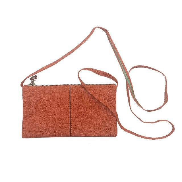 2018 Luxury Handbags Women Bags Designer PU Leather Women's Bags Shoulder Bag Flap Zipper Purse Clutch Crossbody Bolsa Feminina-ivroe