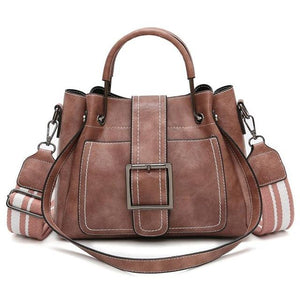 Maison Fabre Retro Women's Leather Shoulder Bags With Corssbody Bag&Handbag Dropshipping Mar09-ivroe