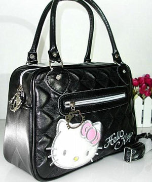 Xingkings New Hello kitty Bag Handbag Shoulder bag Purse Tote Bag XK-M898-ivroe