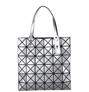 2018 Women Bag New Geometry Luxury Handbags Women Bags Designer Large Bao bag Casual Tote Shoulder Bag bolsa feminina sac-ivroe