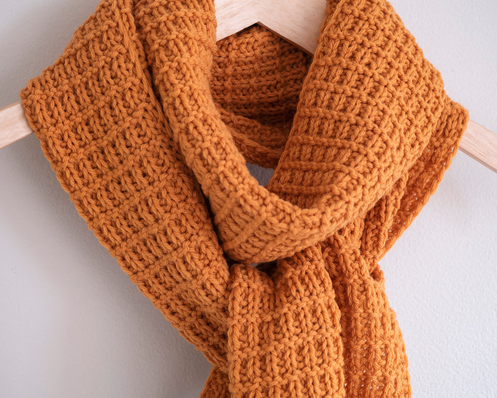 T&C Scarf N°1 / Apricot