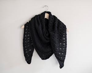 Nocturnal Shawl