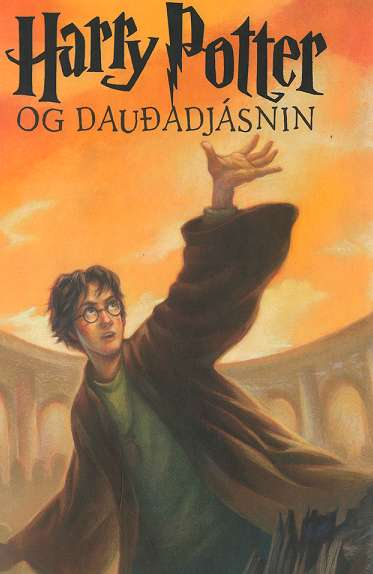 Harry Potter og dauðadjásnin