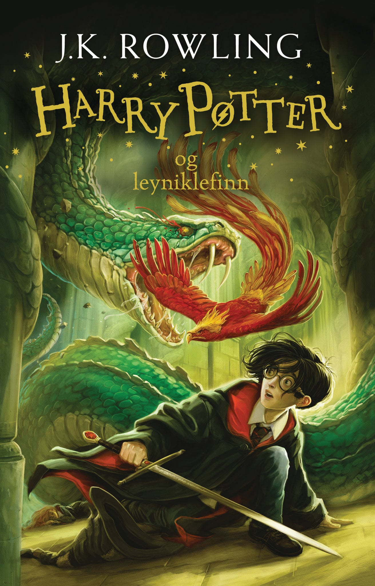 Harry Potter og leyniklefinn