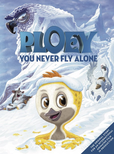 Ploey – You never fly alone