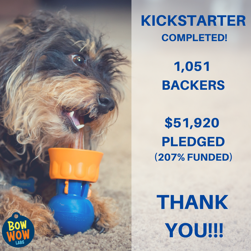 Thank You Kickstarter Backers!