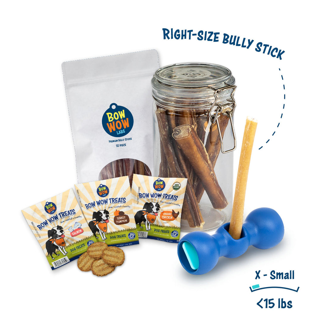 Bully Buddy Starter Kit with Treats