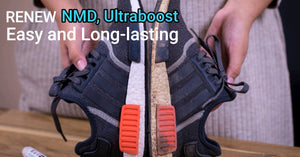 [REVIEW] How to restore NMD, Ultra Boost yellowing BOOST