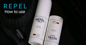 [REVIEW] Waterproof spray for shoes, bag from Germany l REPEL Wilkins