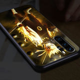 Cool Naruto Induction Light Phone Case