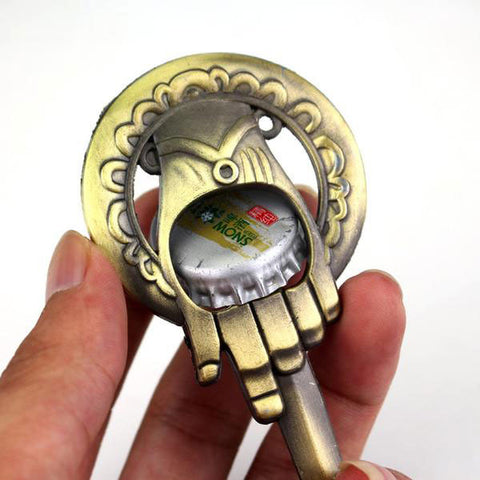 Hand of King Bottle Opener