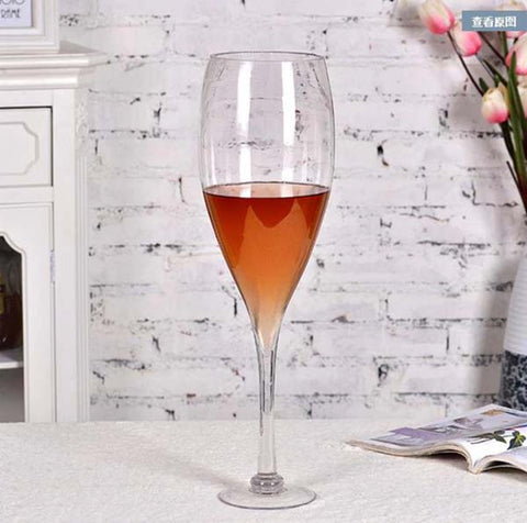 Winespan — 50cm creative Super large champagne glass
