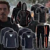 Iron Man (Tony Stark) Cosplay Jogging Pants