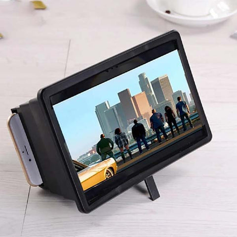 Foldable Universal Screen Amplifier