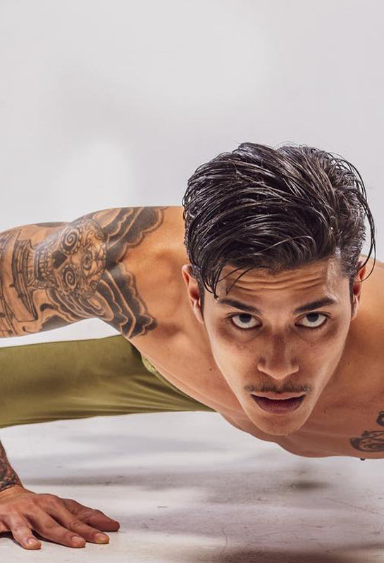 From Rocker to Fitness Guru: Christian Borja of Coach Christian Fit