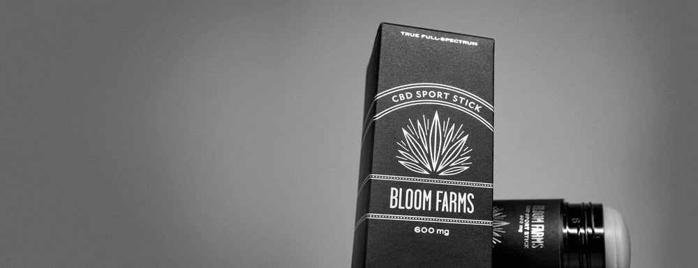 Introducing CBD Sport Stick - Bloom Farms CBD