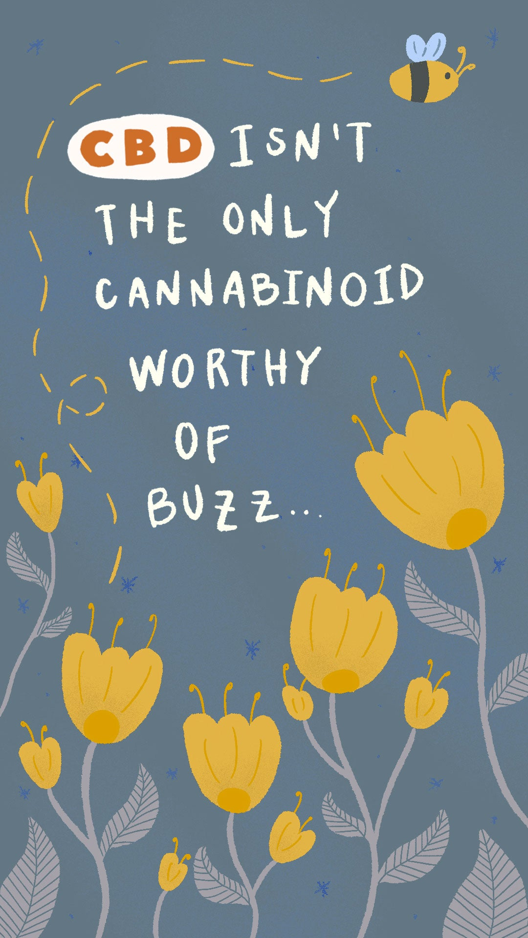What's CBN - CBD isn't the only cannabinoid worthy of buzz