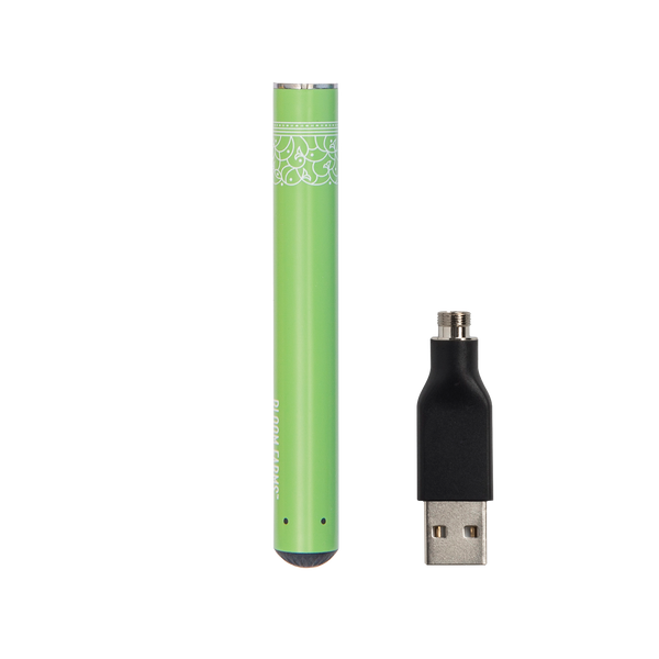 Matte Green CBD Vapor Battery