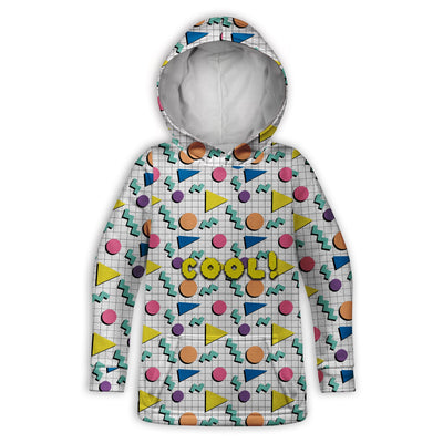 Cool! Childrens Hoodie | TinyHumanClothing.com