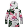 Cute Flamingos Childrens Lightweight Hoodie | TinyHumanClothing.com
