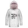 WildN'Free Childrens Lightweight Hoodie | TinyHumanClothing.com
