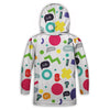 Wow Colors Childrens Lightweight Hoodie | TinyHumanClothing.com
