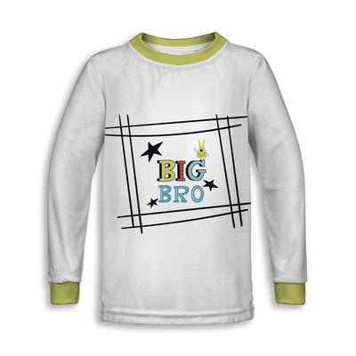 Big Brother Childrens Sweatshirt | TinyHumanClothing.com