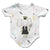 Princess Elephant Infant Bodysuit