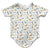 Jurassic Print - White Edition Infant Bodysuit