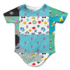 Retro Tiny Human Clothing Infant Bodysuit | TinyHumanClothing.com
