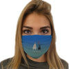 Monster Friends Face Mask | TinyHumanClothing.com