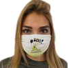 BooMonster Face Mask | TinyHumanClothing.com