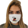 Hello Weekend Face Mask | TinyHumanClothing.com