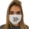 WildN'Free Face Mask | TinyHumanClothing.com