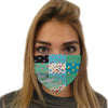 Retro Tiny Human Clothing Face Mask | TinyHumanClothing.com