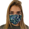 Retro Universe Face Mask | TinyHumanClothing.com