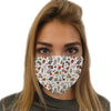Simple Retro Face Mask | TinyHumanClothing.com