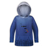 Little Ocean Toddler Hoodie | TinyHumanClothing.com