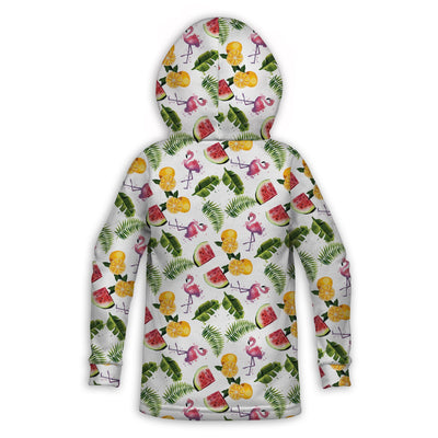 Trendy Summer Toddler Hoodie | TinyHumanClothing.com