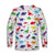 Dino Print Toddler Long Sleeve Tee