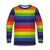 Rainbow Toddler Long Sleeve Tee