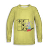 Dog Life Toddler Long Sleeve Tee | TinyHumanClothing.com