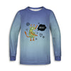 Yeah! Toddler Long Sleeve Tee | TinyHumanClothing.com