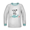 Under The Sea Toddler Long Sleeve Tee | TinyHumanClothing.com