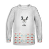 Be Kind. Toddler Long Sleeve Tee | TinyHumanClothing.com