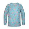Unicorn of the Sea Toddler Long Sleeve Tee | TinyHumanClothing.com