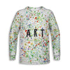 ART Toddler Long Sleeve Tee | TinyHumanClothing.com