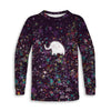 Paint Toddler Long Sleeve Tee | TinyHumanClothing.com